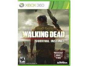 Xbox 360 The Walking Dead: Survival Instinct