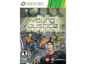 Xbox 360 Young Justice: Legacy