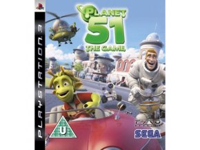 PS3 Planet 51: The Game