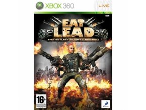 Xbox 360 Eat Lead: The Return of Matt Hazard