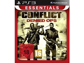 PS3 Conflict: Denied Ops (Essentials)