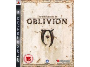PS3 The Elder Scrolls IV: Oblivion