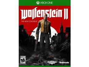Xbox One Wolfenstein 2: The New Colossus