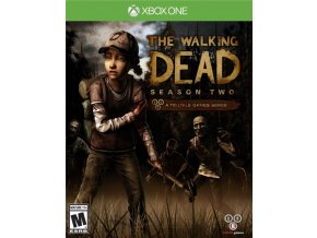 Xbox One The Walking Dead Season 2