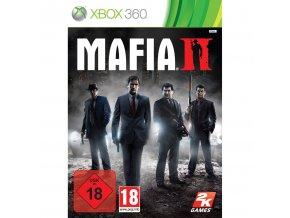 Xbox 360 Mafia 2 CZ + DLC