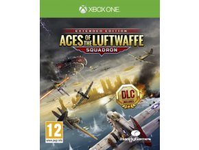 Xbox One Aces of the Luftwaffe - Squadron Etended Edition