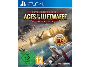 PS4 Aces of the Luftwaffe - Squadron Extended Edition