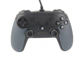 Gamepad Nintendo Switch Pro Controller drátový