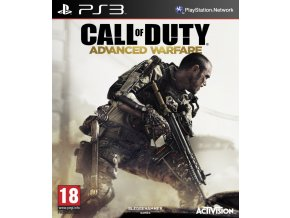 PS3 Call of Duty: Advanced Warfare