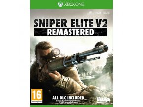 Xbox One Sniper Elite V2 Remastered