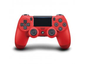 Sony Dualshock 4 Magma Red