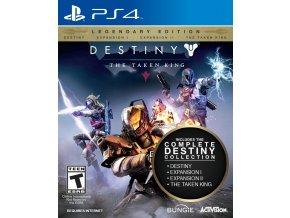 PS4 Destiny: The Taken King