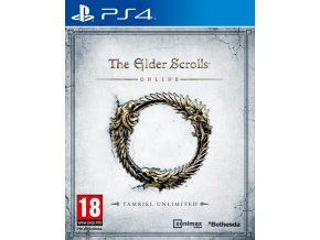 PS4 The Elder Scrolls Online: Tamriel Unlimited (Crown Edition)
