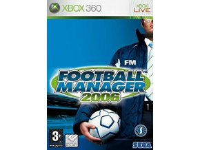 Xbox 360 Football Manager 2006
