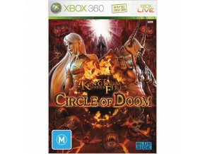 Xbox 360 Kingdom Under Fire: Circle Of Doom
