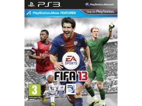 PS3 FIFA 13 CZ