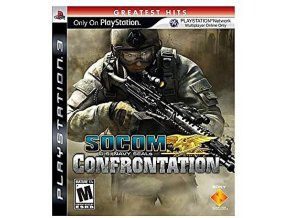 PS3 Socom: Confrontation