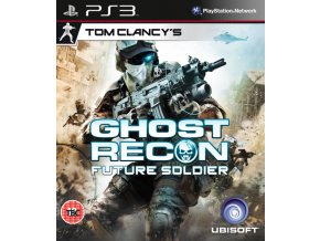 PS3 Tom Clancy's Ghost Recon: Future Soldier