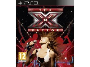 PS3 The X-Factor