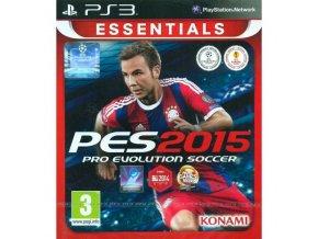 PS3 Pro Evolution Soccer 2015 Essentials