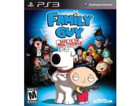 PS3 Family Guy: Back to the Multiverse
