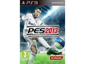 PS3 Pro Evolution Soccer 2013