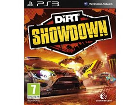 PS3 Dirt Showdown