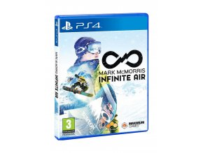 PS4 Mark McMorris Infinite Air