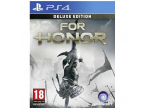 PS4 For Honor - Deluxe Edition