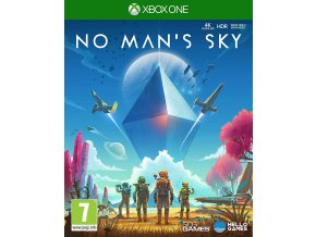 Xbox One No Mans Sky