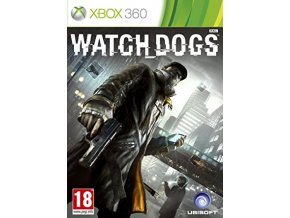 Xbox 360 Watch Dogs