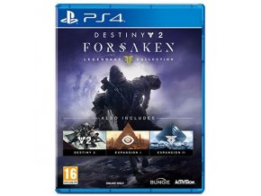 PS4 Destiny 2 Forsaken (Legendary Collection)