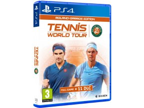 PS4 Tennis World Tour - Roland-Garros Edition
