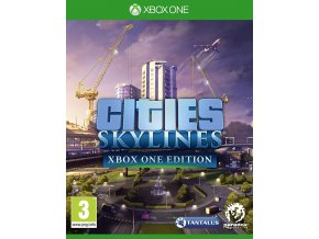 Xbox One Cities Skylines