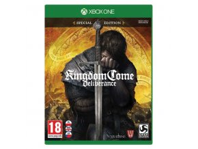 Xbox One Kingdom Come: Deliverance CZ - Special Edition