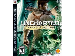 PS3 Uncharted: Drake's Fortune