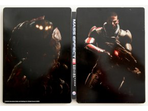 Xbox 360 Mass Effect 2 - Collectors Steel Book Edition