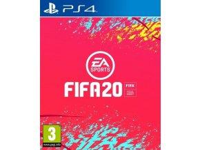 PS4 FIFA 20 CZ