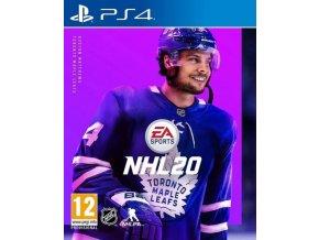 PS4 NHL 20 CZ