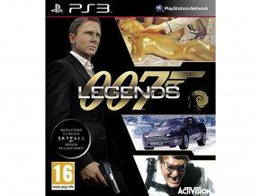 PS3 007: Legends