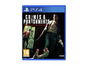 PS4 Sherlock Holmes: Crimes & Punishments