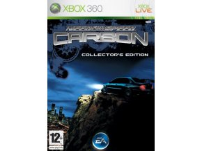 Xbox 360 Need for Speed: Carbon (Collectors Edition)