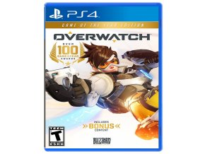 PS4 Overwatch Game of the Year Edition