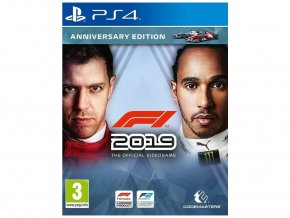 PS4 F1 2019 Anniversary Edition