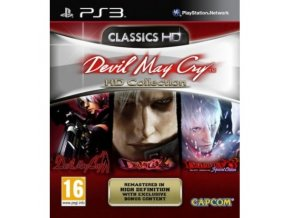 PS3 Devil May Cry: HD Collection