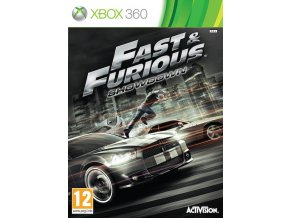 Xbox 360 Fast & Furious: Showdown