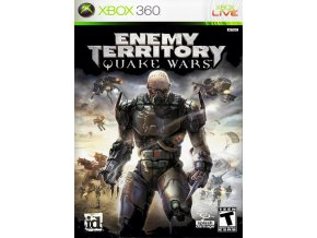 Xbox 360 Enemy Territory Quake Wars