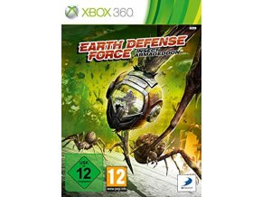 Xbox 360 Earth Defense Force: Insect Armageddon