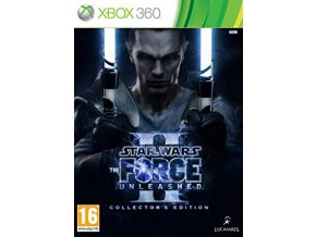 Xbox 360 Star Wars: The Force Unleashed 2