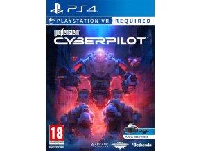PS4 Wolfenstein: Cyberpilot VR